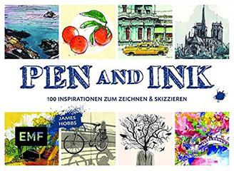 Cover: Pen and Ink von James Hobbs