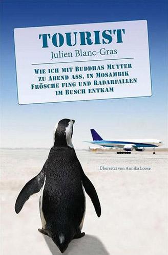 Cover: Tourist von Julien Blanc-Gras