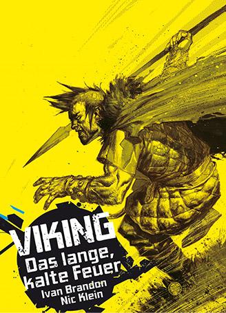 Cover: Viking von Ivan Brandon und Nic Klein