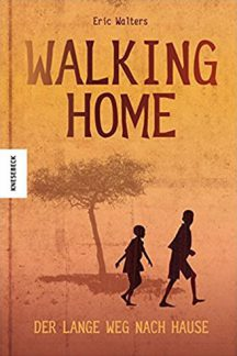 Cover: Walking Home von Eric Walters