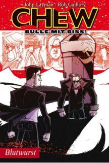Cover:Chew von Rob Guillory und John Layman