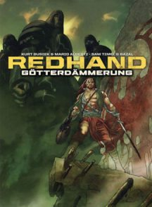 Cover: Redhand von Kurt Busiek und Mario Alberti