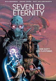 Cover:Seven to Eternity von Rick Remender und anderen